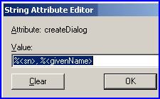 ADSI Edit createDialog Windows 2003 download