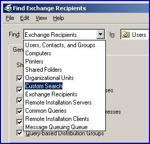 how to create a distribution list in active directory