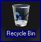 Vista AERO recycle bin