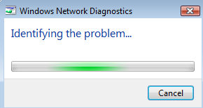 Vista Diagnostics Tool - Identifying the problem