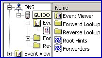Root Hints for DNS Configuration Windows Server