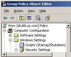 Group Policy Management Console Windows 2003