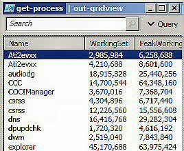 PowerShell Out-GridView