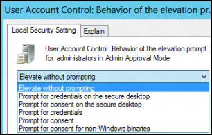how to turn off user account control windows 8