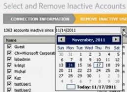 Solarwinds Tool Delete Inactive Users