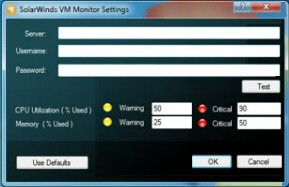 Review Solarwinds VM Monitor Hyper-V