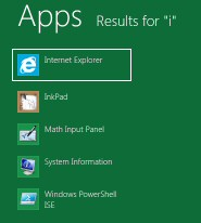 Windows 8 Metro UI Tip