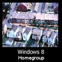 Review Windows 8 HomeGroup