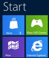 Windows 8 IE 10 Metro Version
