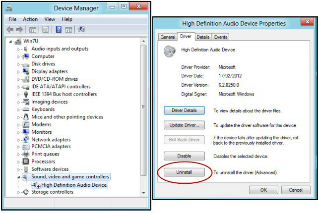 Audio Device Not Found? Here's How to Fix That on Windows 8