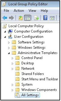 Windows 7 -  How to launch GPEDT.msc