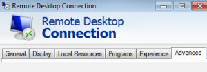 Troubleshooting Remote Desktop Connection Windows 7