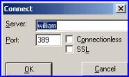 LDP Connect