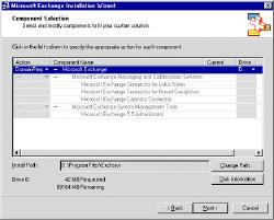 Exchange 2003 - setup /domainprep and /forestprep