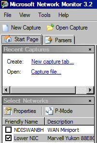 Server 2008 Network Monitor v 3.2