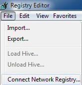 Enable Remote Registry