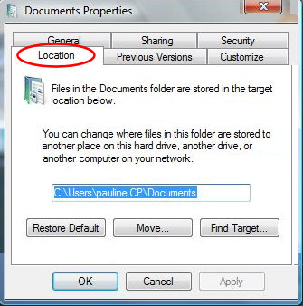Vista Documents