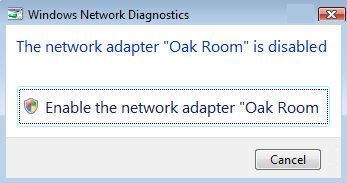 Windows Network Diagnostics Tool