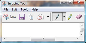 where can we find snipping tool