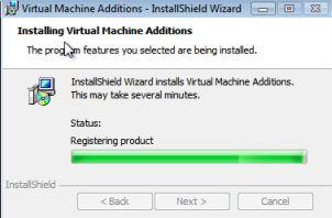 Virtual Machine Additions for Virtual PC