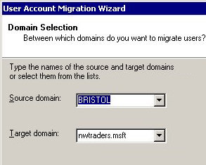 ADMT Active Directory Migration Tool