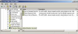 IPSec in Windows Server 2003