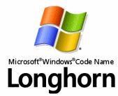 Windows Longhorn Microsoft WinFX