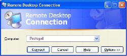 Remote Desktop Connection Windows Server 2003