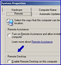 How to enable Remote Desktop Connection - Remotely on Windows Server