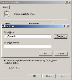 Computer Script - Policy