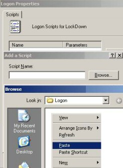 Group Policy - Logon Script