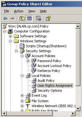GPMC Group Policy Management Console