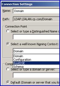ADSI Edit LDAP