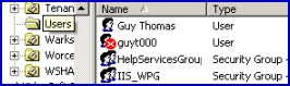 Creating Users with VBScript