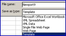 Excel LDAP CSVDE Save as Type