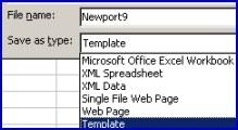 Excel LDAP CSVDE Save as Type