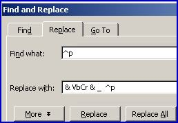 VBScript Find and Replace