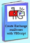 Creating Exchange mailboxes with VBScript