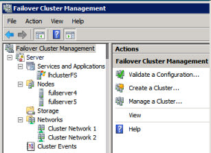 Installing and Configuring CCR on Windows Server 2008