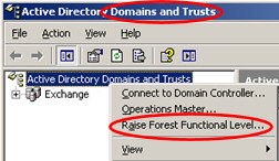 Domain Function Level Forest