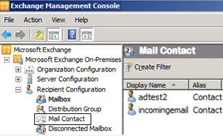 Set-Contact PowerShell cmdlet