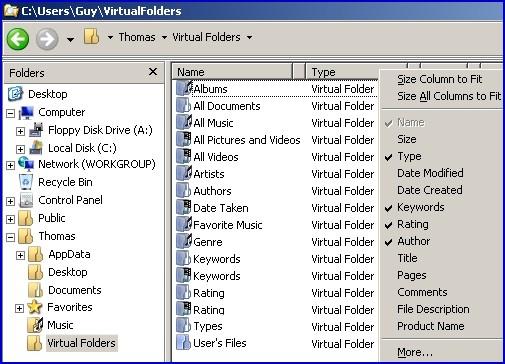 Microsoft Windows Server 2008 - New Explorer