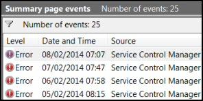 PowerShell Get-Eventlog