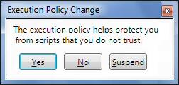 PowerShell Set-ExecutionPolicy