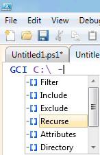 PowerShell 3.0 Get-ChildItem New Parameter