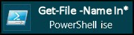 PowerShell Get-File Function