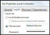 Get-WMIObject Win32_Service
