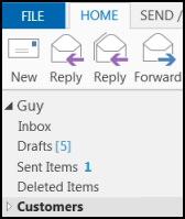 PowerShell Gets Outlook Address