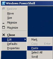 PowerShell Cmdlet