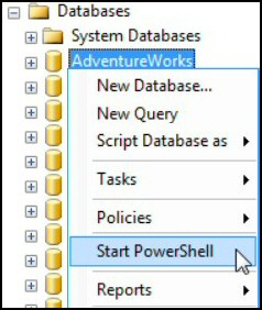 SQL in PowerShell